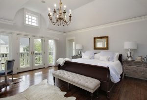 Bedroom Hardwood Floors Jackson TN