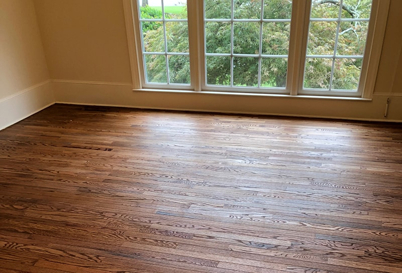 Overton Flooring Hardwood Floor Refinishing Services Bells TN